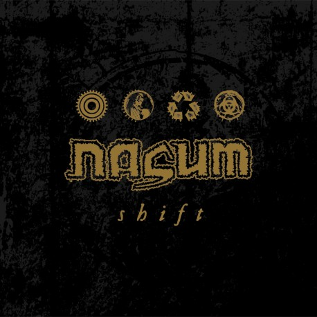 Nasum – Shift - LP