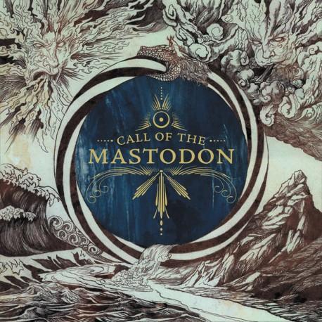 Mastodon – Call Of The Mastodon - LP Colored