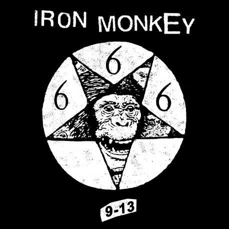 Iron Monkey – 9-13 - LP