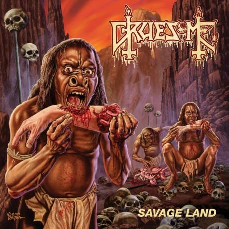 Gruesome – Savage Land - LP