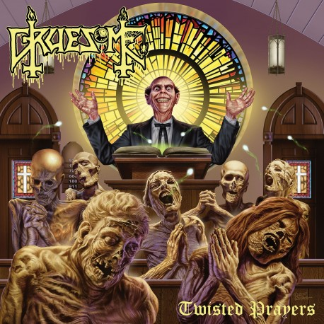 Gruesome – Twisted Prayers - LP