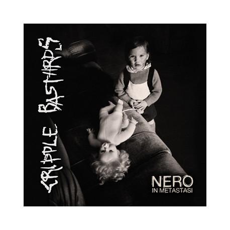 Cripple Bastards – Nero In Metastasi - LP