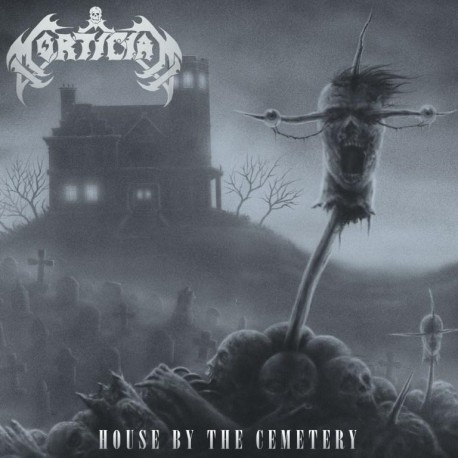 Mortician – House By The Cemetery - LP Colored