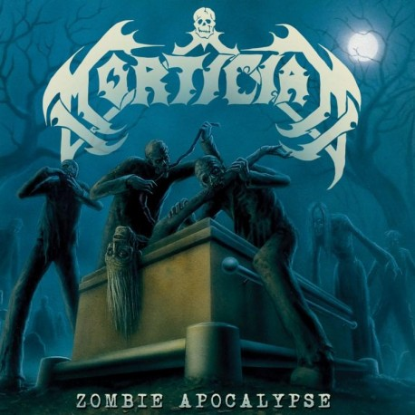 Mortician ‎– Zombie Apocalypse - LP Colored