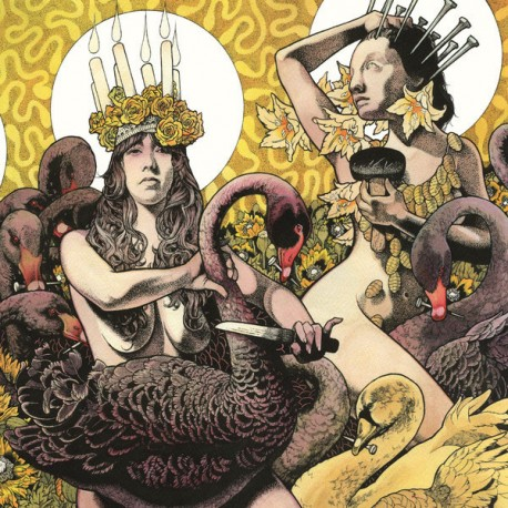 Baroness ‎– Yellow & Green - 2x Picture Disc