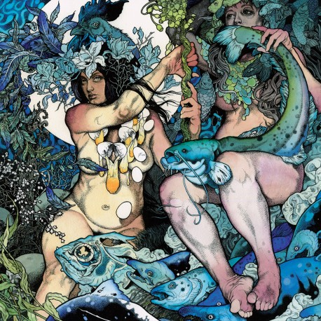 Baroness – Blue Record - 2x Picture Disc