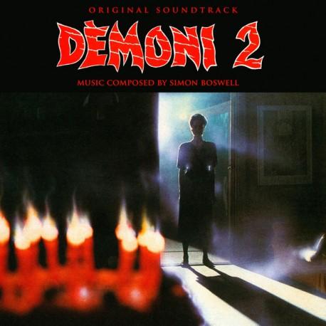 Simon Boswell – Demoni 2 - LP