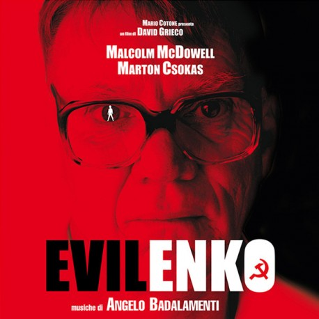 Angelo Badalamenti ‎– Evilenko - LP Colored