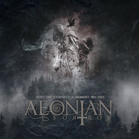 Aeonian Sorrow – Into The Eternity A Moment We Are - 2LP