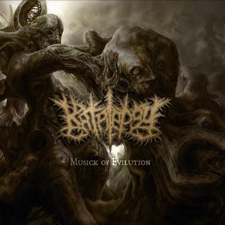 Katalepsy – Musick Of Evilution - LP