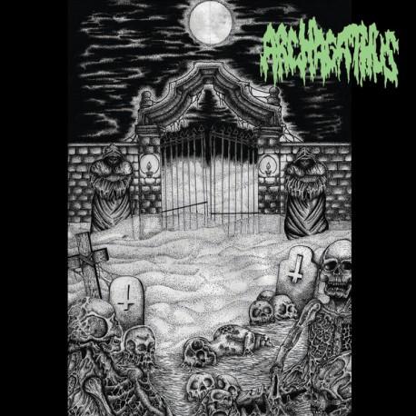 "Archagathus / Terror Firmer – Archagathus / Horrendous Whirlwind Grindcore Fiends - 10"""
