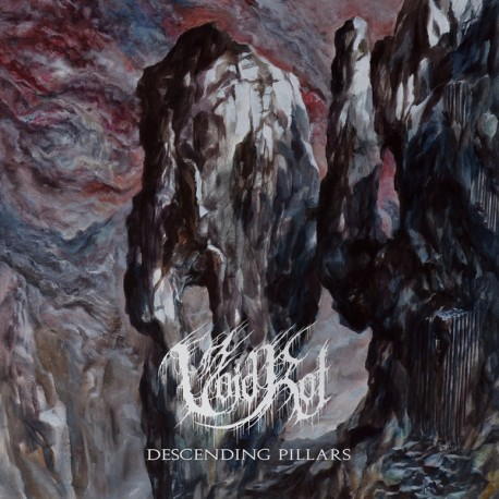 Void Rot ‎– Descending Pillars - LP