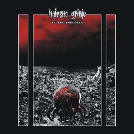 Bolesno Grinje – The Last Grinjober - CD