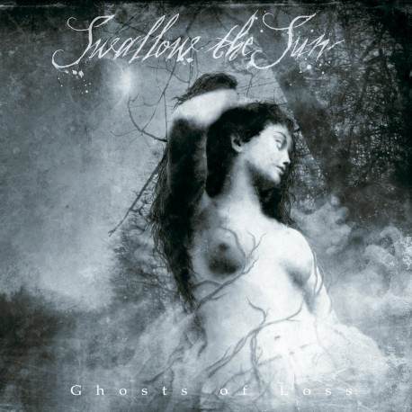 Swallow The Sun ‎– Ghosts Of Loss - CD
