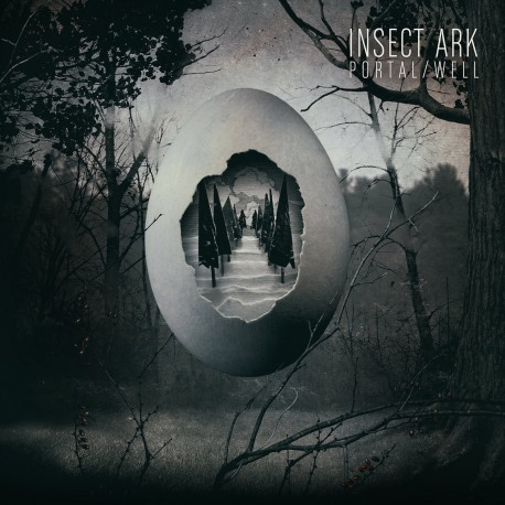 Insect Ark ‎– Portal/Well - CD-Digi (Signed)