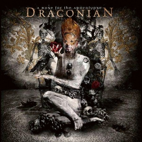 Draconian – A Rose For The Apocalypse - CD