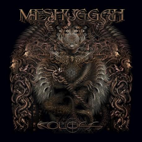 Meshuggah – Koloss - 2LP Silver