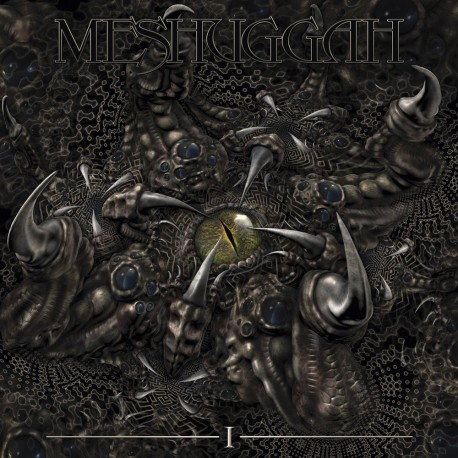 Meshuggah – I - LP Green