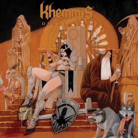 Khemmis – Desolation - LP