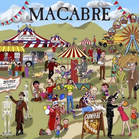 Macabre – Carnival Of Killers - LP