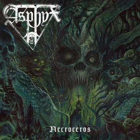 Asphyx – Necroceros - LP