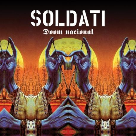 Soldati – Doom Nacional - CD
