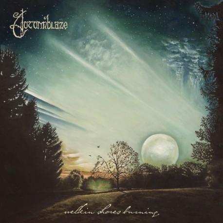 Autumnblaze – Welkin Shores Burning - CD-Digi