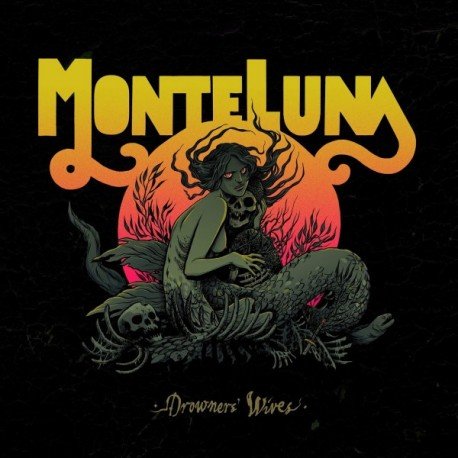 Monte Luna ‎– Drowners' Wives - LP Colored
