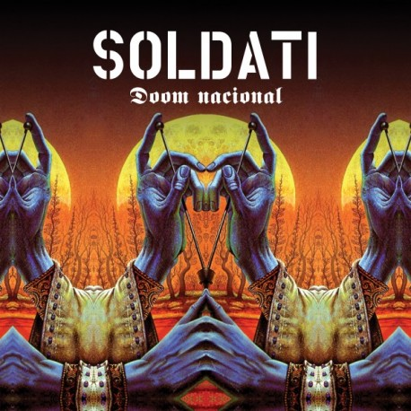 Soldati – Doom Nacional - LP Colored
