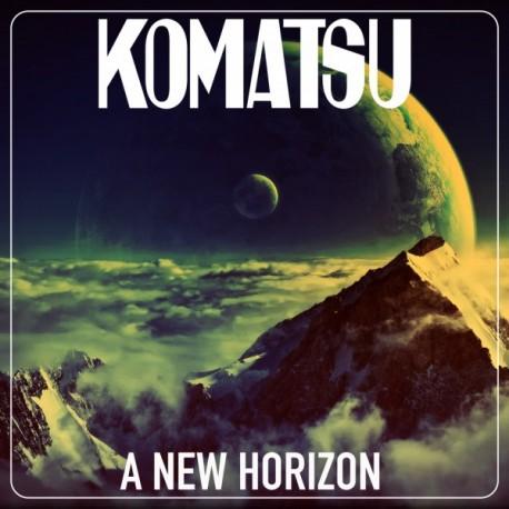 Komatsu – A New Horizon - LP Colored