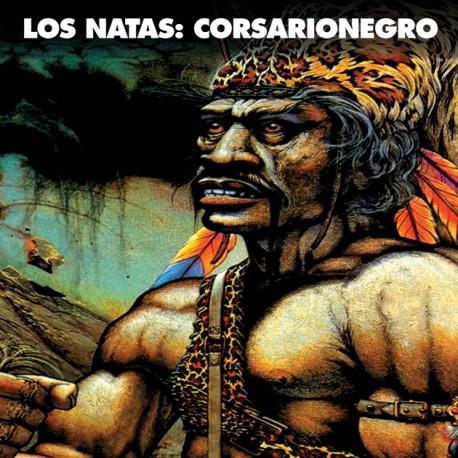 Los Natas – Corsario Negro - LP Colored