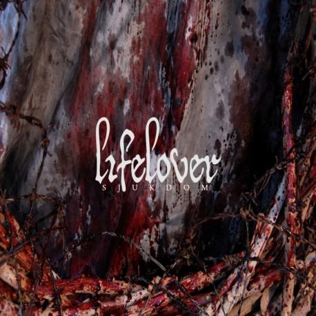 Lifelover – Sjukdom - LP Red