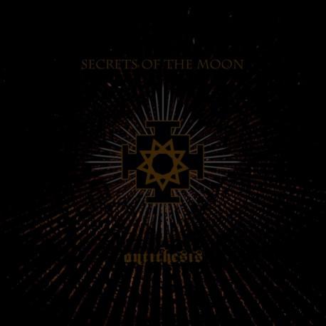 Secrets Of The Moon – Antithesis - 2LP Gold