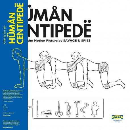 The Human Centipede OST (LTD Yellow Vinyl + Tattoo)