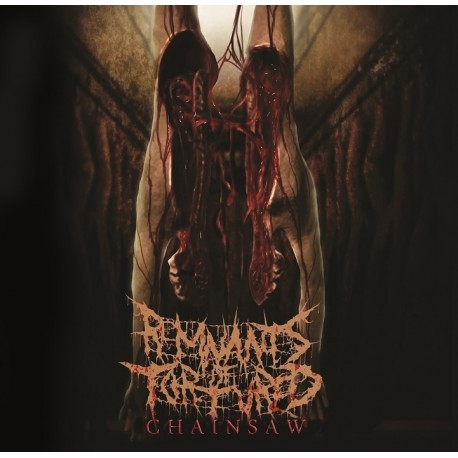 Remnants Of Tortured – Chainsaw - CD