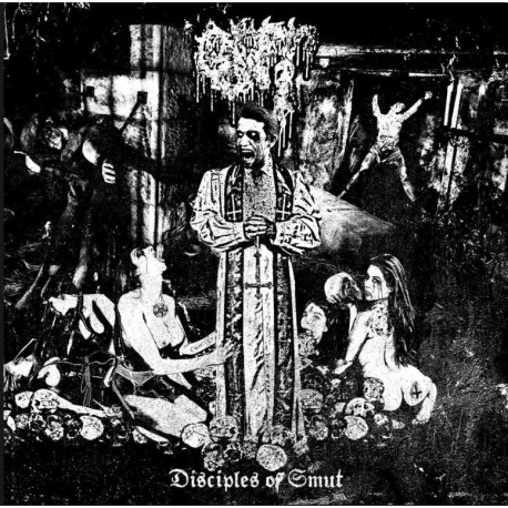Gut ‎– Disciples Of Smut - CD