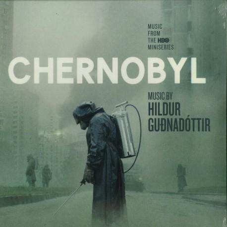 Hildur Guðnadóttir – Chernobyl (Music From The HBO Miniseries) - LP