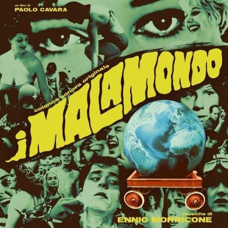 Ennio Morricone – I Malamondo OST - 2LP
