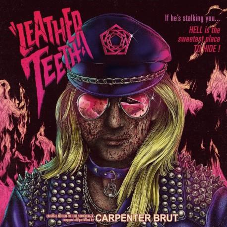 Carpenter Brut – Leather Teeth - LP