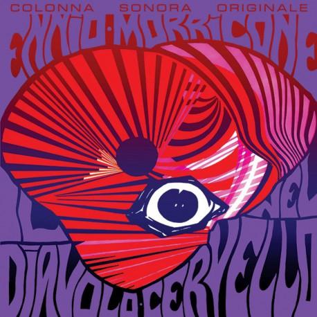 Ennio Morricone – Il Diavolo Nel Cervello (Original Soundtrack) - LP Purple
