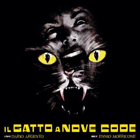 Ennio Morricone – Il Gatto A Nove Code (Original Soundtrack) - LP