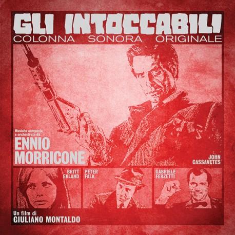 Ennio Morricone – Gli Intoccabili (Original Soundtrack) - LP