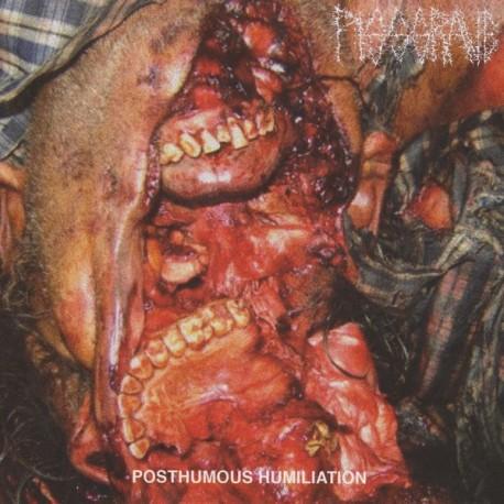 Pissgrave – Posthumous Humiliation - CD