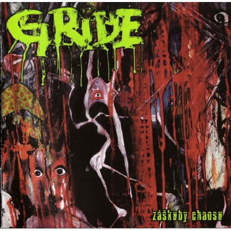 Gride – Záškuby Chaosu - CD