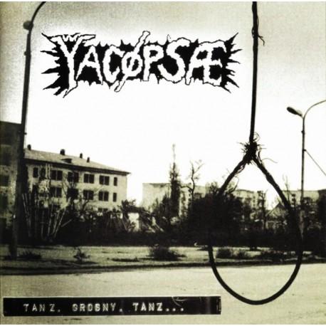 Yacøpsæ – Tanz, Grosny, Tanz... - CD