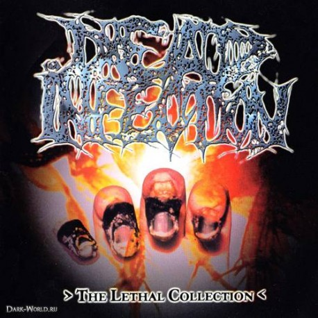 Dead Infection – The Lethal Collection - CD