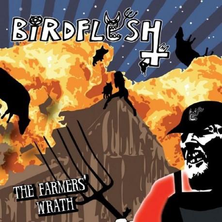 Birdflesh – The Farmers' Wrath - LP Yellow