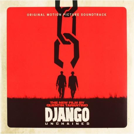 Various – Django Unchained (Original Motion Picture Soundtrack) - 2LP