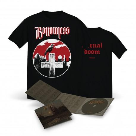 Bottomless - Bottomless  - CD-Digi + T-Shirt Bundle