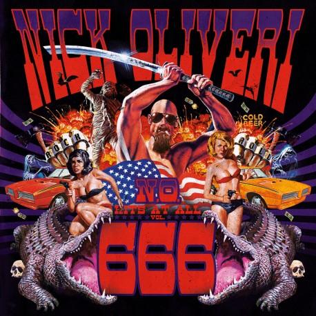 Nick Oliveri – N.O. Hits At All Vol.666 - CD-Digi